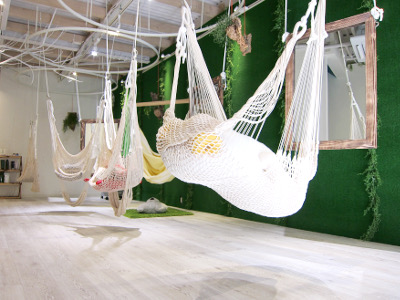 Hammock Hair Salon COCONA3