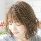【何度でも♪】似合わせ小顔カット&外国人風カラー&トリートメント♪12,852円