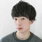 【男性限定☆すっきり!】メンズカット+カラー+ヘッドスパ