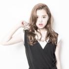 【ふんわり女子力UP】デザインカット+ゆるふわエアウェーブ