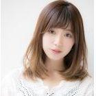 【髪質改善】イルミナカラー+イルミナトリートメント 12,100円