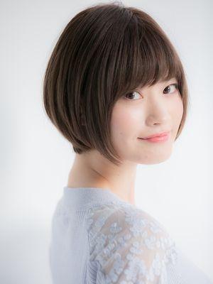【Euphoria銀座本店】360度綺麗な小顔ショートボブ☆