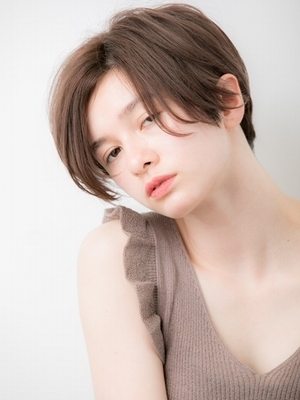 【Euphoria銀座本店】マニッシュショート