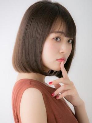 Euphoria銀座本店【ボブ×髪質改善トリートメント】