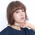 【平日限定♪】前髪カット+はちみつカラー