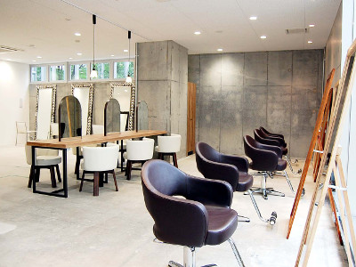 SIECLE hair&spa 渋谷店1