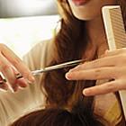 前髪縮毛矯正+カット+髪質改善フルケアエステコース