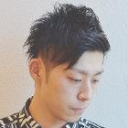 【男の新世代スタイル】カット+カラー