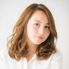 【巻き髪風 つや美髪】カット+デジタルパーマ
