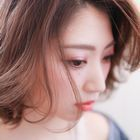 【Color】お得☆リタッチ★オーガニックカラー+Cut+選べるトリ付6,400円