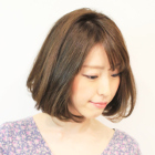 人気NO.1☆デザインカット+オーガニック+選べるトリートメント