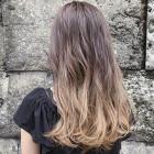 《外国人のような髪色に》外国人風3Dグラデーションカラー+極上トリートメント