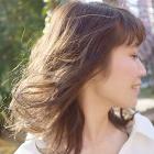 『柔らか透明感』アプリエカラー+極潤トリートメント+アロマスパ15分