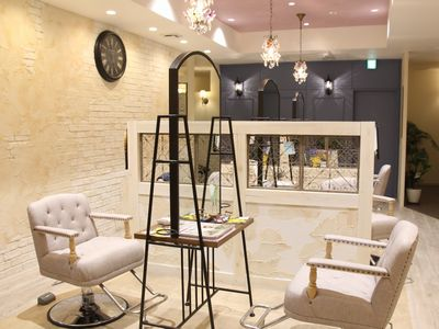 LIZA hair salon otani なんごう店1