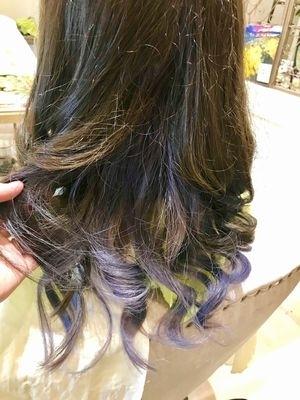LIZA hair salon otani なんごう店