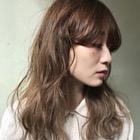 【人気No.2】前髪カット+emカラー+プチトリートメント