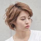 【美髮♪】ハイライト3Dカラー+艶カラー+つやグラTr