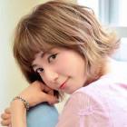 【美髮♪】ブリーチ+艶カラー+つやグラTr