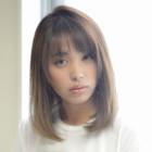 【美髮♪】cut+つやつやコスメ縮毛矯正+つやグラTr
