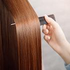【サラサラキープ】ストレートパーマ+カット+トリートメント12,500円