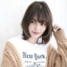 【EPARKビューティー限定☆ダメージレス】カット+Rカラー+TOKIOトリートメント(5STEP)