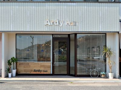 Ardy Hair 富雄三碓店2