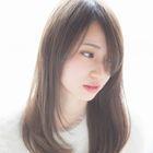 《ツヤ感☆》NOAHカット& オーガニックカラー&グロストリートメント/8000円