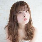 《透明感UP☆イルミナ》NOAHカット&イルミナカラー&トリートメント/8200円