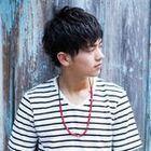 【Ryoya指名】 カット+メンズ限定スパ ¥5400→¥4590 ●生駒市/奈良