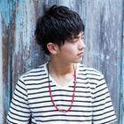 【チーフRyoya指名】お手入れ簡単おすすめ!メンズパーマ ¥12744→¥10832