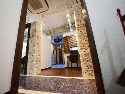 個室型美容室GULGUL 表参道店2