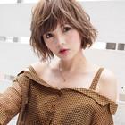 【人気No.1クーポン】至極の似合わせカット+高級カラー(白髪染めもOK)