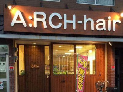 A:RCH-hair.2nd 御陵前店2
