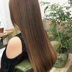 【艶やかに うる髪】カット+髪質改善縮毛矯正+TOKIOトリートメント+高濃度炭酸泉