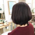 【思い切ってイメチェン★】カット+カラー+パーマ+ミルボン4stepトリートメント+高濃度炭酸泉