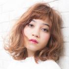 【今ドキヘア♪】ブリーチ+外国人風グラデーションカラー
