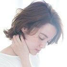 【プレミアム質感!】カット+髪質改善ヘナトリートメント