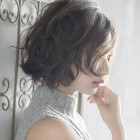 再現性up!髪質改善トリートメントパーマ+カット