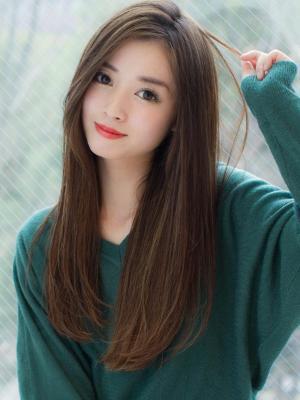 【髪質改善ケアサロンVEARITE栄】うる艶ストレート@樋口