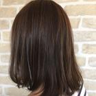★☆ダブルメニュー☆★艶ナチュラル縮毛矯正+カラー