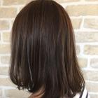 3Stepトリートメント付き☆カットなし縮毛矯正+ブロー+前髪カット