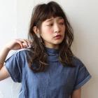 【平日限定】カット+ハーブカラー+オーガニックトリートメント