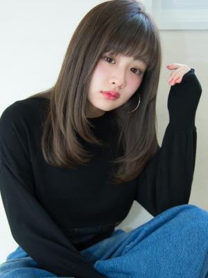 【Reginavita早川】小顔ワンカールセミロング