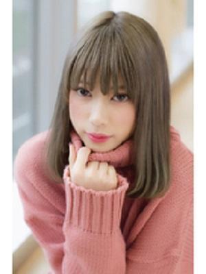 【Reginavita栄】透明感たっぷり外国人風カラー