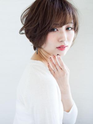 【Reginavita早川】大人かわいいショートボブ