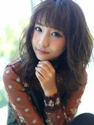【Reginavita早川】秋カラーラフカール