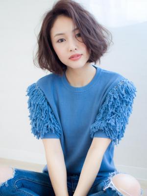 【Reginavita早川】小顔ショートボブ