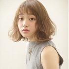【平日限定クーポン♪】小顔矯正カット+艶カラーorパーマ 5,775円