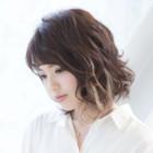 カット+デジタルパーマ潤艶+トリートメント