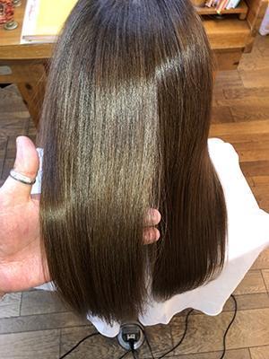 美髪チャージ(髪質改善)サイエンスアクア